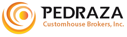 Pedraza Customhouse Brokers logo