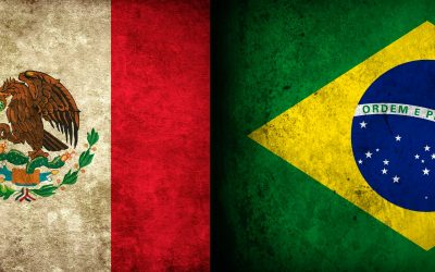 Mexican buyers imported ten times more corn from Brazil