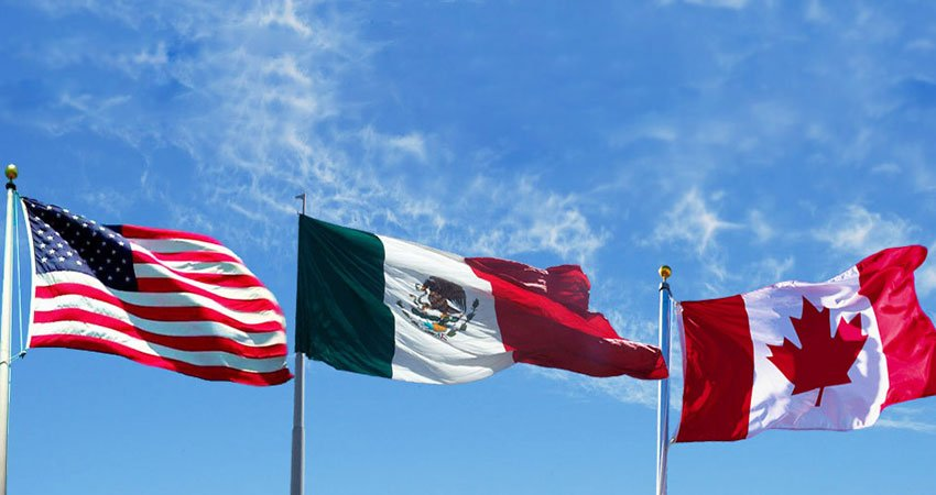 A change in NAFTA could affect Logistics and Distribution