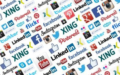 People Spend 143 Minutes a Day on Social Media